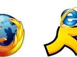 Firefox sigue subiendo.