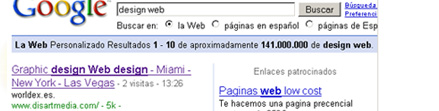 La importancia del título en google