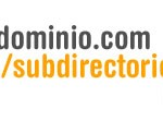 Subdominios y subdirectorios
