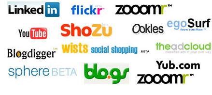 logotipos 2.0 - sólo el nombre de la empresa