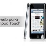 Diseñar webs para iPhone