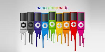 Color en los ipods nano