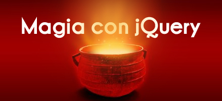 Magia con jQuery