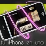 iCE, la App GRATIS para iPhone. Convierte tu iPhone en una coctelera !!!