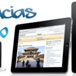 Tendencias del Diseño Web. iPad, iPhone, iTouch