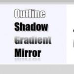 Alucinantes efectos en texto con jQuery