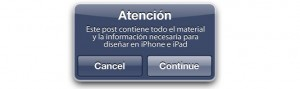Diseñando para iPhone e iPad