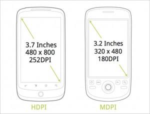 Diseñando para Android
