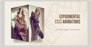 Alucinantes transiciones de imágenes con jQuery y CSS3
