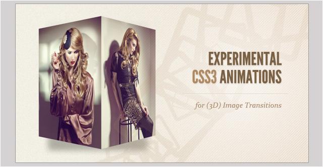Transiciones realizadas con jQuery y CSS3