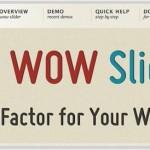Los mejores Sliders con jQuery. Diseño Web