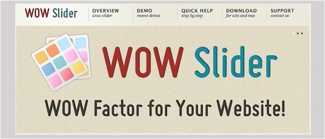 Programa para crear Sliders
