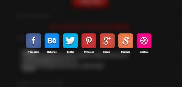 Plugin jQuery para insertar redes sociales en tu web