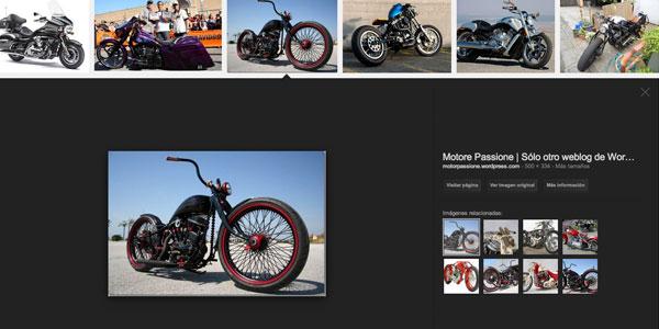Galería de imágenes Google