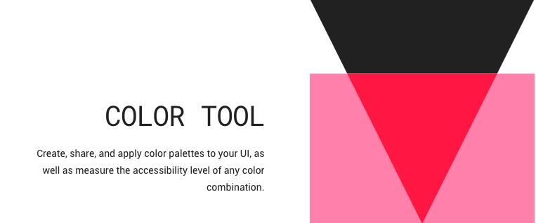 Google te ayuda con el color en tus diseños para Apps