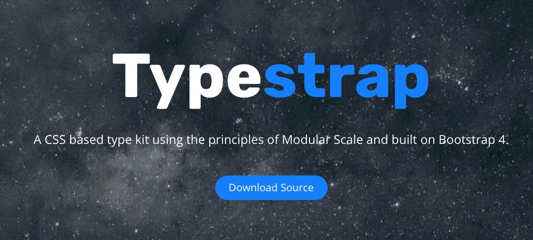 TYPESTRAP. Controla el tamaño de tus fuentes.