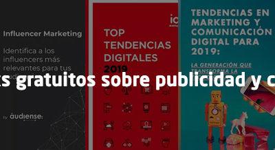 12 ebooks gratuitos sobre publicidad y creatividad